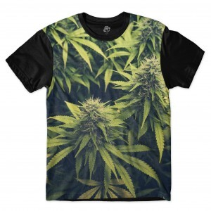 Camiseta BSC Hemp Sublimada Preto