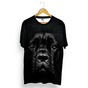 Camiseta BSC Dobermann Full Print