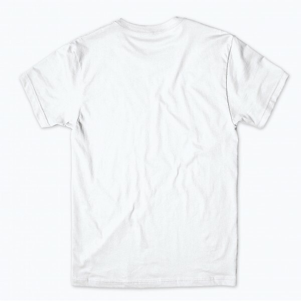 Camiseta Long Beach Paraíso do Surf Full Print Branco