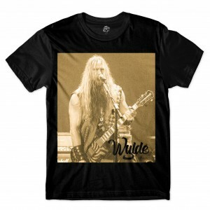 Camiseta BSC Astros do Rock Zakk Wylde Full Print Preto