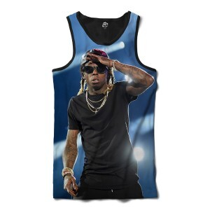 Regata BSC Rappers Lil Wayne Show Sublimada Colors