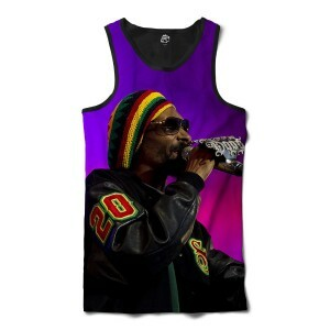 Regata BSC Rappers Snoop Dogg Full Print Colors
