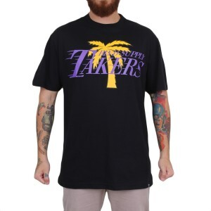 Camiseta BLVD Supply Takers Preto