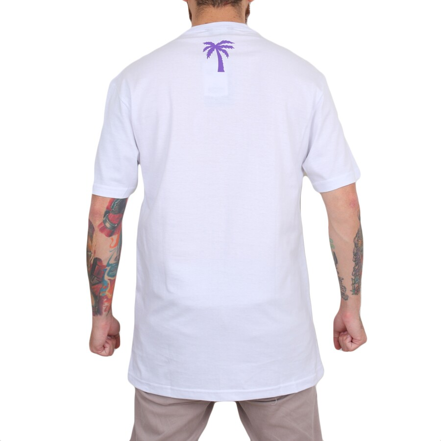 Camiseta BLVD Supply Takers Branco