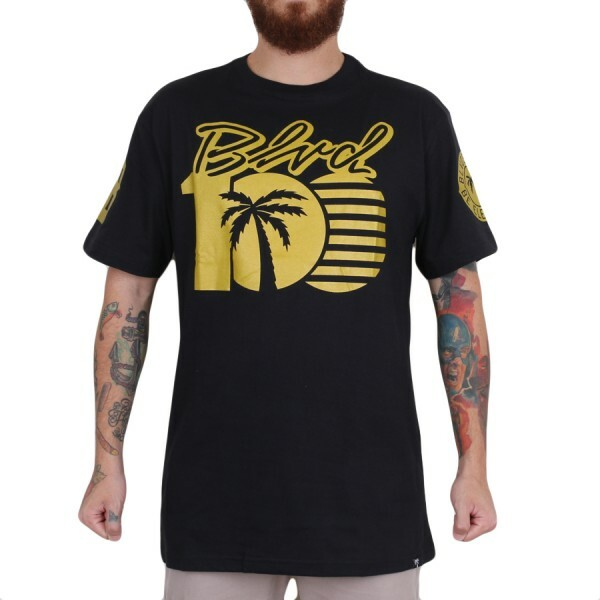 Camiseta BLVD Supply Keep it 100 Preto