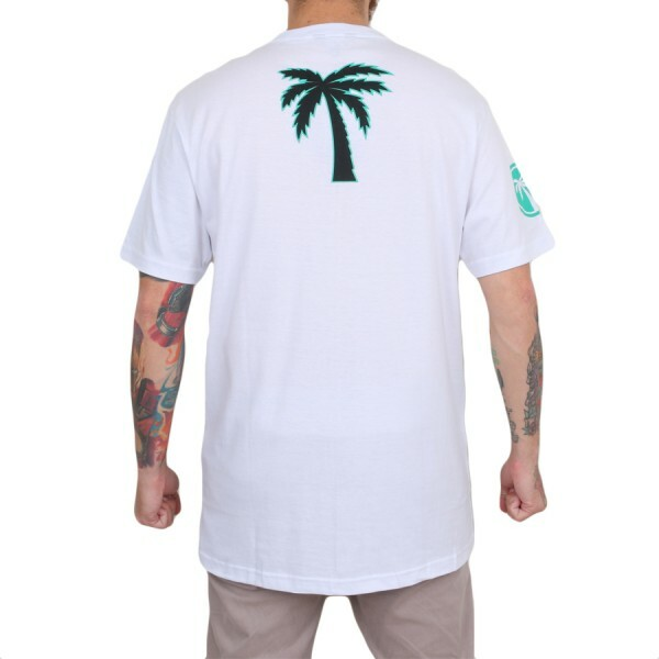 Camiseta BLVD Supply Fino Croc Branco