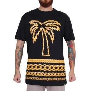 Camiseta BLVD Supply 4Chain Preto