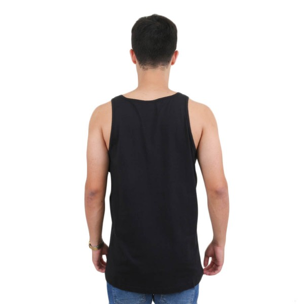 Camiseta Diamond Supply Co Regata Caddy Tank Preto