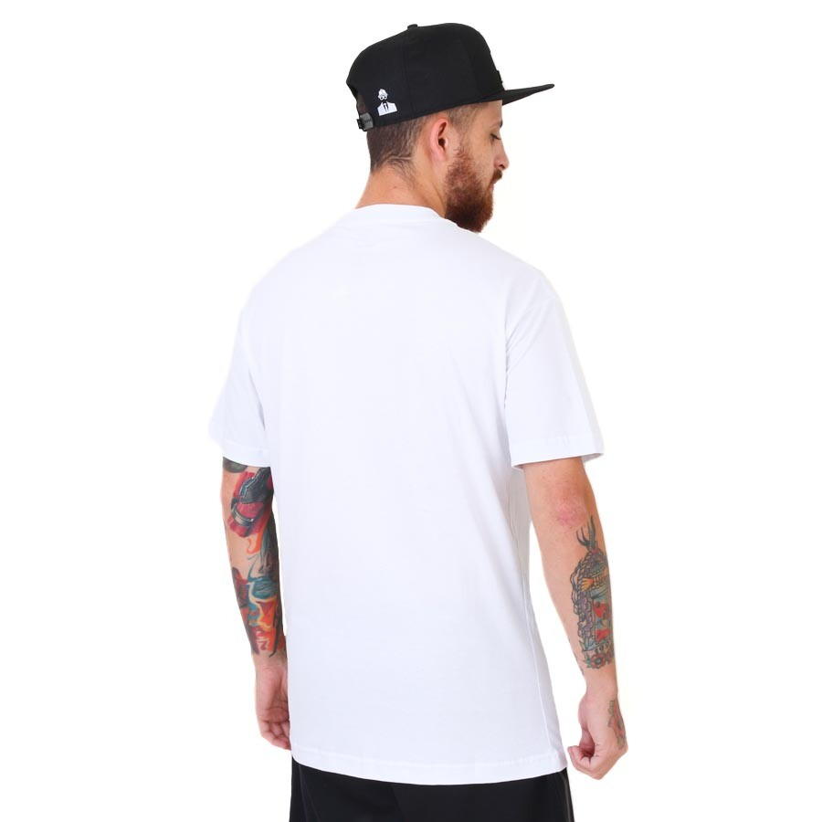 Camiseta Diamond Supply Co Forever 16 Branco