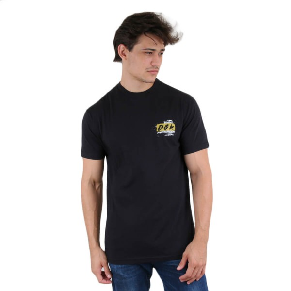 Camiseta DGK Love Of The Streets Preto