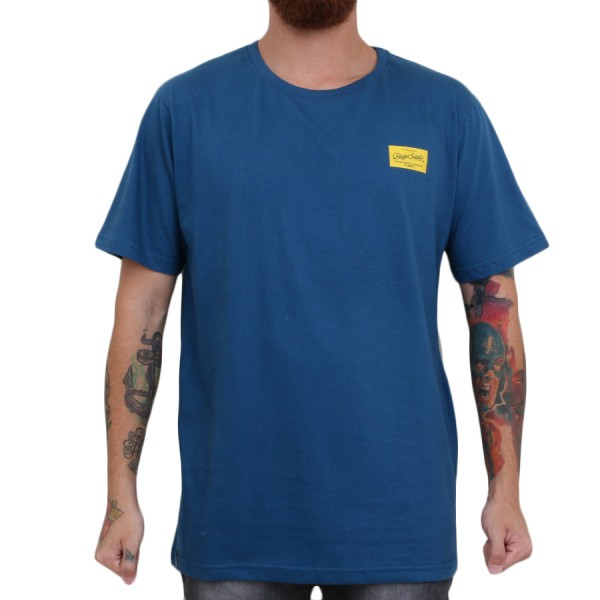 Camiseta Blaze Supply Trademark Azul Marinho
