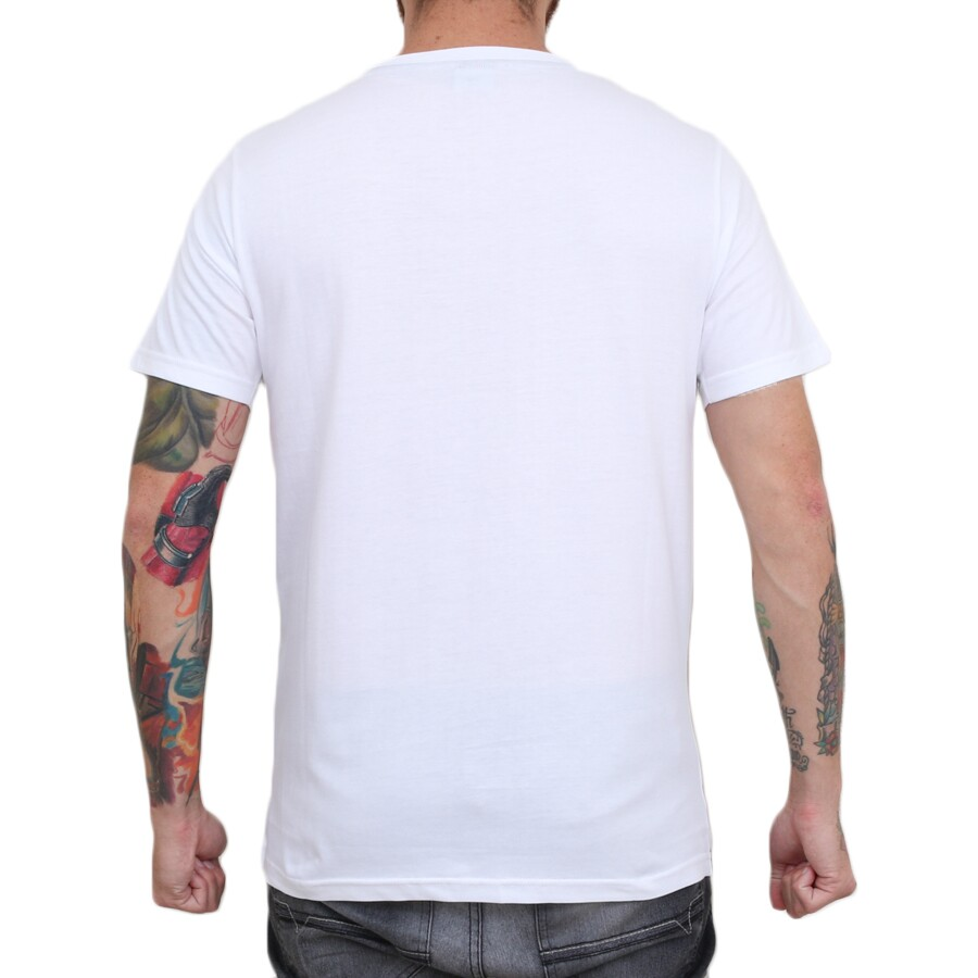 Camiseta Blaze Supply Impregnated Branco