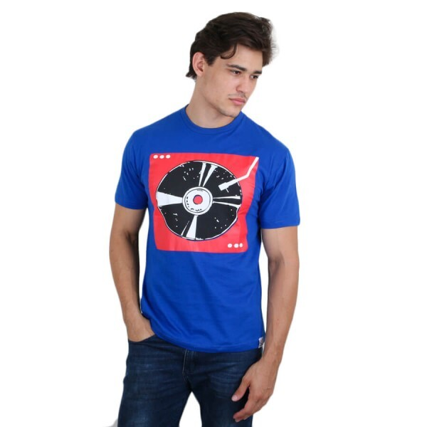 Camiseta KL Pick Up Azul Royal