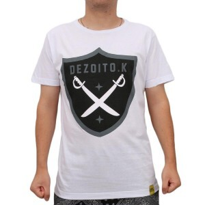 Camiseta 18 Kilates x Raiders White