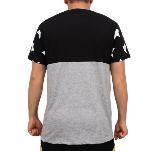 Camiseta 18 Kilates Star Black/Grey