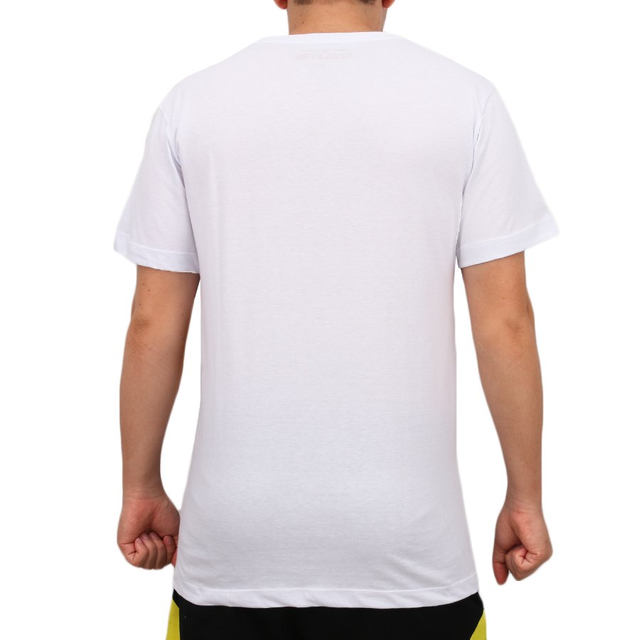 Camiseta 18 Kilates Problems Gold Life White