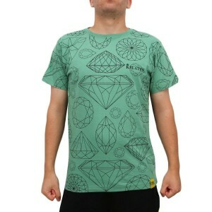 Camiseta 18 Kilates Diamond Green