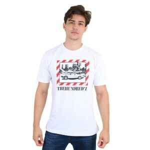 Camiseta The Hundreds Bobbyz Branco