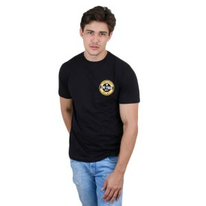 Camiseta Zoo York ZY Tag Preto