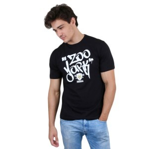 Camiseta Zoo York Street Type Preto