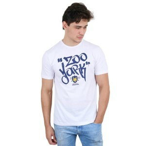 Camiseta Zoo York Street Type Branco