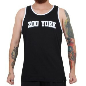 Camiseta Zoo York Game Preto