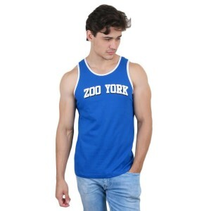 Camiseta Zoo York Game Azul Bic