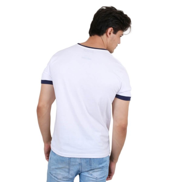 Camiseta Zoo York Broockling Branco