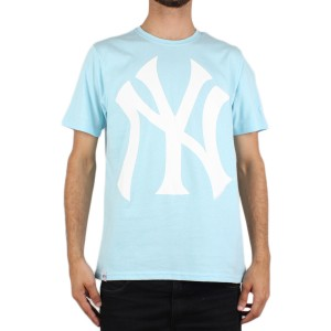 Camiseta New Era New York Yankees Azul Bebê