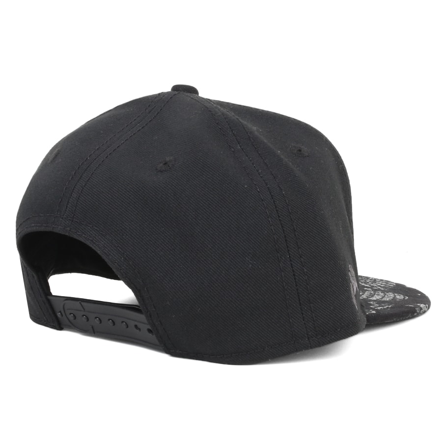 Boné Cayler And Sons Snapback WL Paris Preto