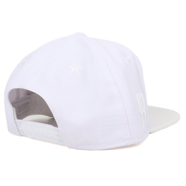 Boné Cayler And Sons Snapback WL 99 Problems Branco