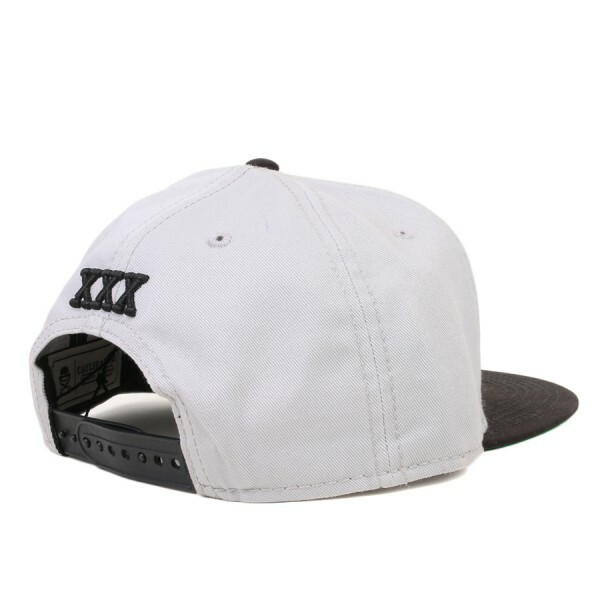 Boné Cayler And Sons Snapback Trill Shit Cinza/Preto