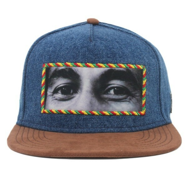 Boné Cayler And Sons Snapback The Prophet Jeans Blue/Brown