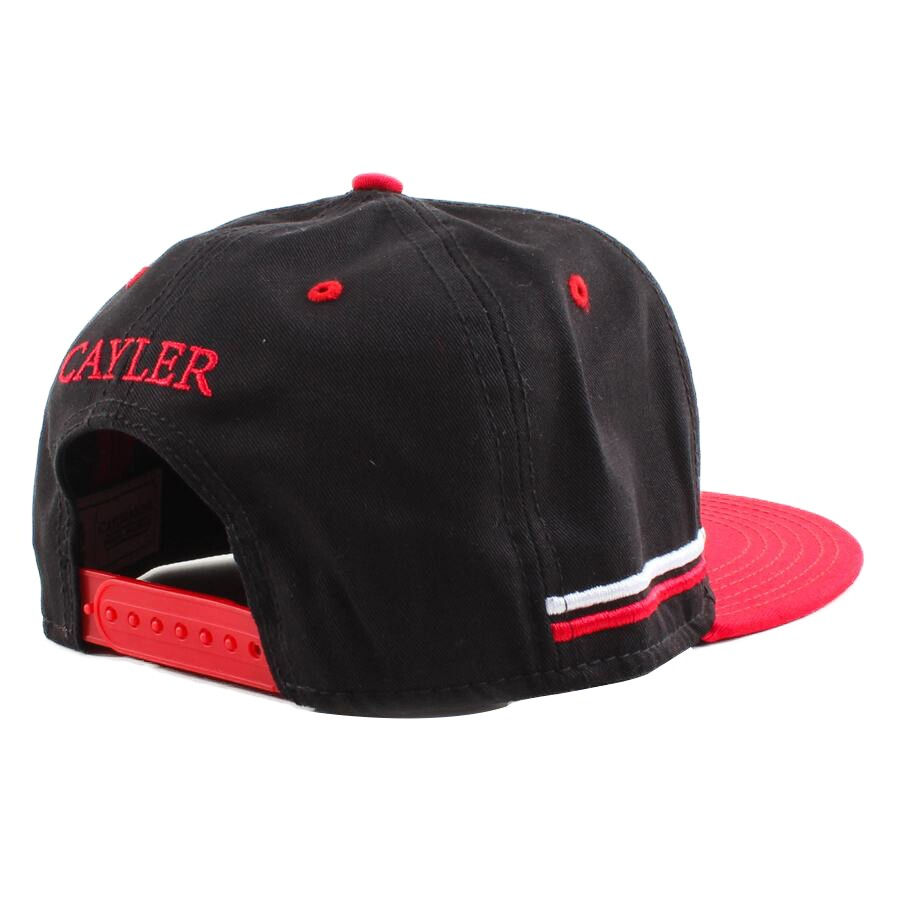 Boné Cayler And Sons Snapback The Chicago Cap Black