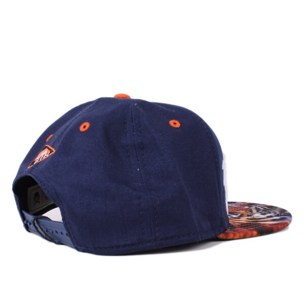 Boné Cayler And Sons Snapback Rack City Cap Navy/Printed