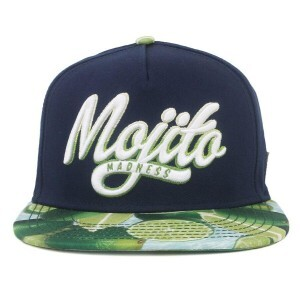 Boné Cayler And Sons Snapback Madness Navy/Printed