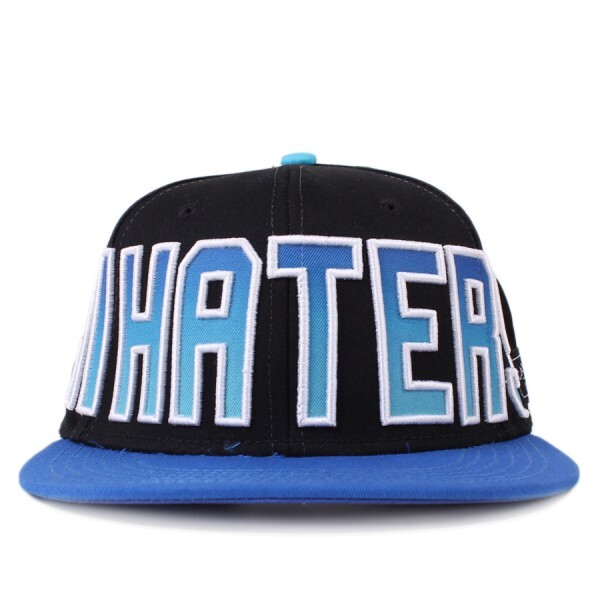 Boné Cayler And Sons Snapback Hi Haters Cap Black/Royal