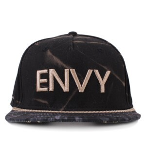 Boné Cayler And Sons Snapback Envy Cap Black/Gold