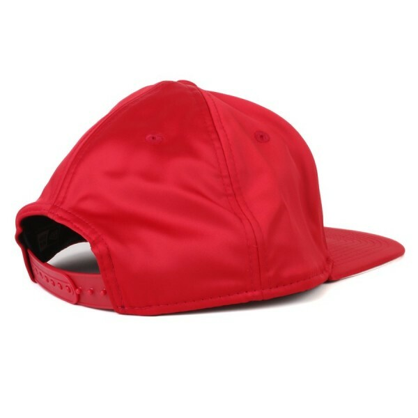 Boné New Era 9Fifty Original Fit Snapback San Francisco 49ers Vermelho