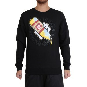 Moletom Cayler And Sons OZ Crewneck Preto