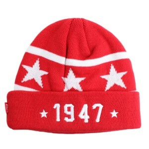 Gorro LRG Research Home Of The Brave Red