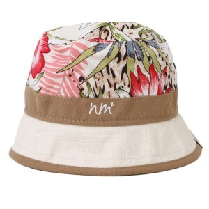 Bucket Hat New Era Guime NM2 Floral Bege