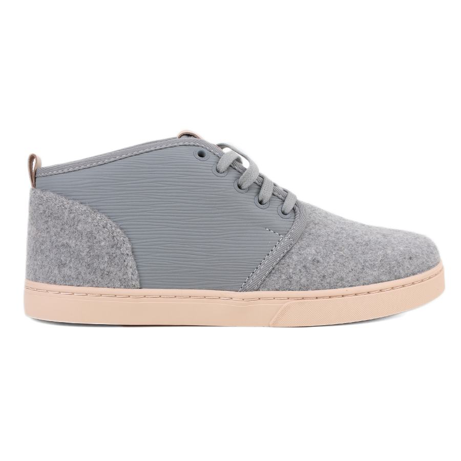 Tenis Hocks Mid Gala Grey