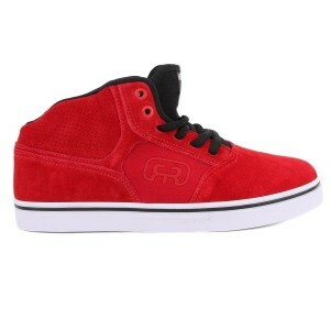Tenis Hocks Media Mid Red