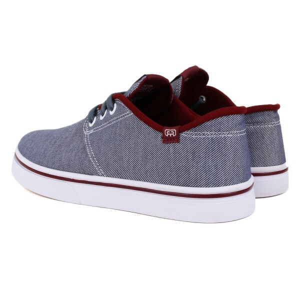 Tênis Hocks Del Mar Originals Dark Denim