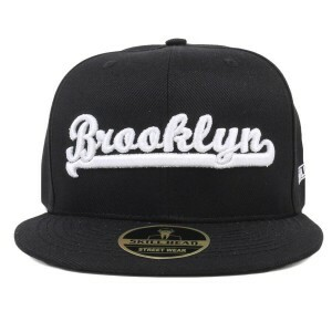 Bone Skill Head Snapback Brooklyn Preto