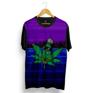 Camiseta Insane 10 Full Print
