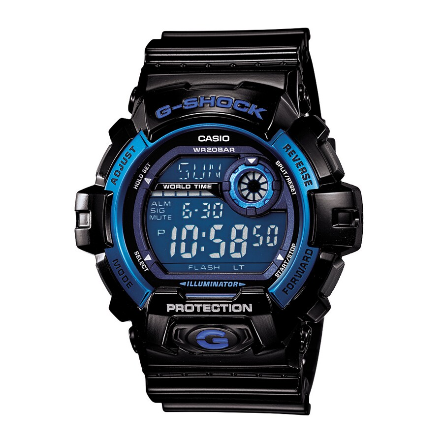 Relógio Casio G-Shock Black/Blue