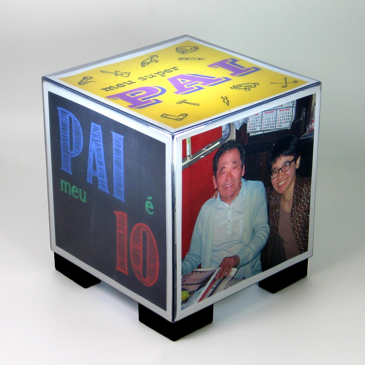 CUBO eco - personalizável