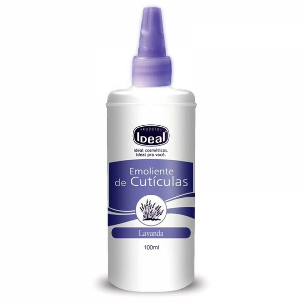 Emoliente de Cutículas Ideal Lavanda - 100ml